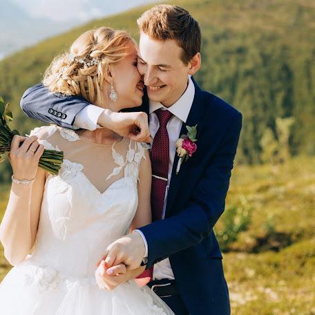 Wedding photographer Ekaterina Nosova (KatroNosova). Photo of 04.11.2017