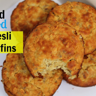 Good Mood Muesli Muffin