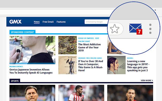 GMX.com MailCheck