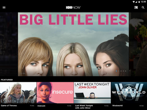 HBO NOW: Series, movies & more screenshot 12