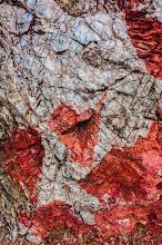 Photo: Stone heart on Bright Angel Trail, up the South Rim of Grand Canyon Nation Park, Arizona, USA