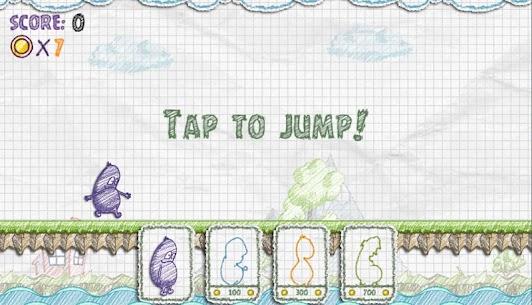 Doodle Hopper Mod Apk 1.0.2 (Unlimited Money) 8