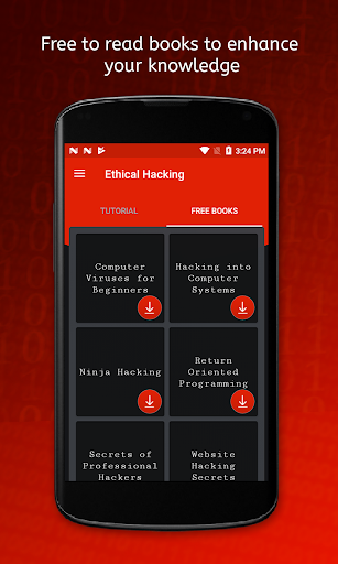 SpyFox - Ethical Hacking Complete Guide 1.2 screenshots 2
