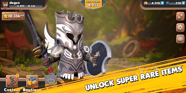 Big Helmet Heroes Apk Download For Android 5