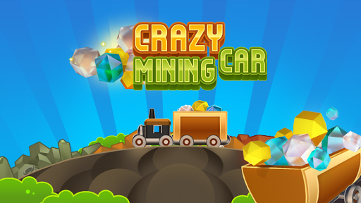 Crazy Mining Car-Puzzle Game