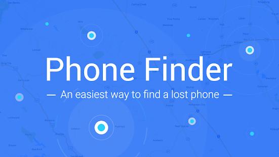 Phone Finder - náhled