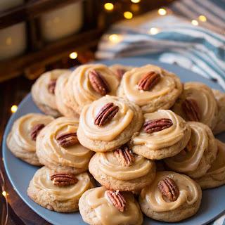 Brown Sugar Pecan Cookies.