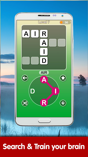 Word Cross - Wordscapes Puzzle:A Word Connect Game 1.1 screenshots 3