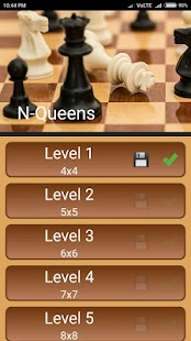 N Queens: Puzzle Game - náhled