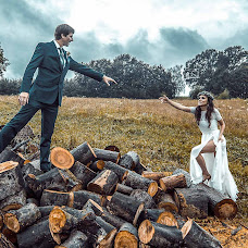 Wedding photographer Dominik Sosnowski (egostudio). Photo of 25.11.2016