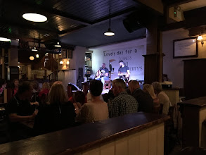 Photo: Live music at the Old Storehouse