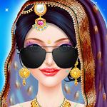 Indian Makeup Salon Icon