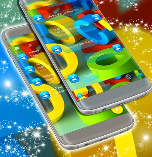 SMS Themes for Android Free Design - náhled