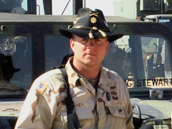 Justice sought for decorated Army officer brought low by political correctness