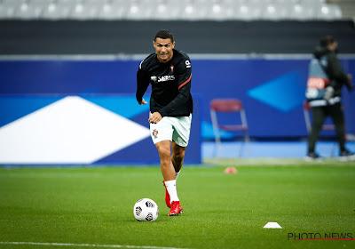 Cristiano Ronaldo laissé au repos ce week-end