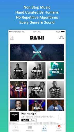 Dash Radio screenshot 3