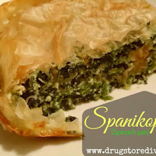 Spanikopita (Spinach Pie)