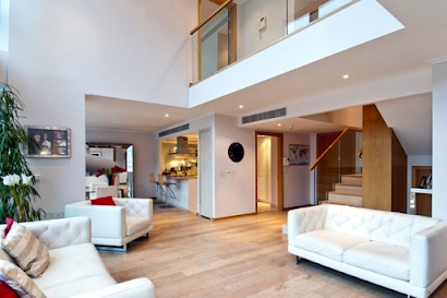 West India Quay Apartments in Canary Wharf