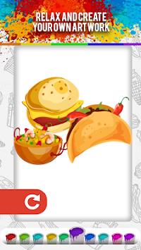 Download Makanan Mewarnai Halaman Makanan Truk Apk Latest Version