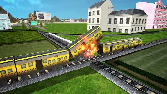 Euro Train Simulator 3D 이미지[2]