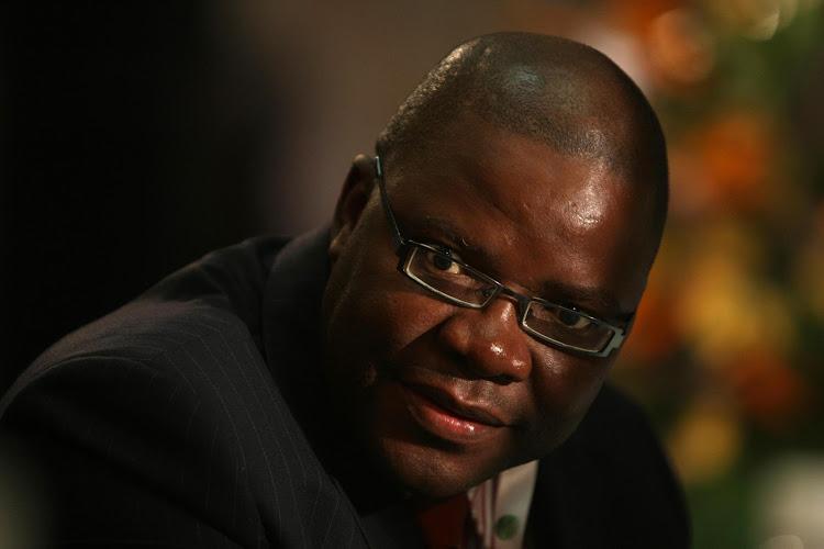 Former Zimbabwean finance minister Tendai Biti. File photo.