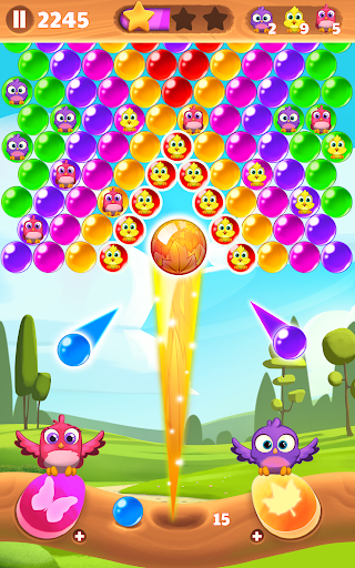 Bird Bubble Rescue 1.1.6 screenshots 3