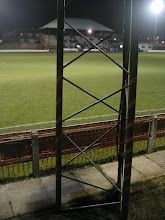 Photo: 05/03/08 v Durham City (NL1) 1-2 (at Shildon FC) - contributed by Peter Collins
