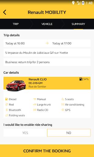 PRO Renault MOBILITY screenshots 3
