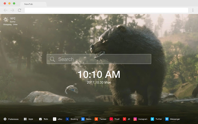 RDR2 HD Wallpapers Games New Tabs Theme