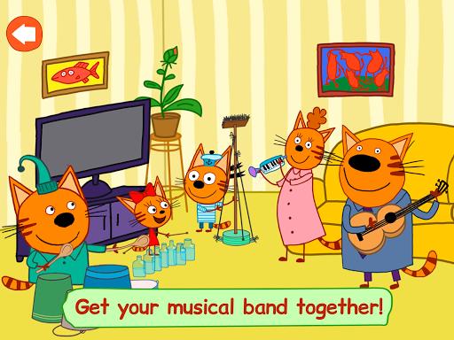 Kid-E-Cats: Adventures. A baby game apktram screenshots 11