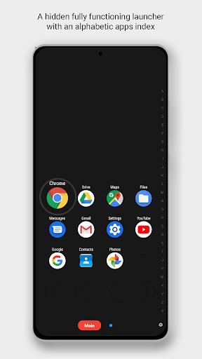 Zone Launcher - One Swipe Edge Launcher and Drawer 0.4.10 screenshots 3