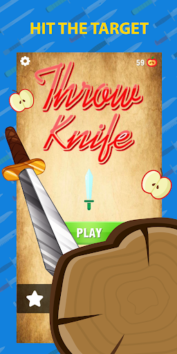 Knife Games Master Throw the Knife Hit the Target painmod.com screenshots 1