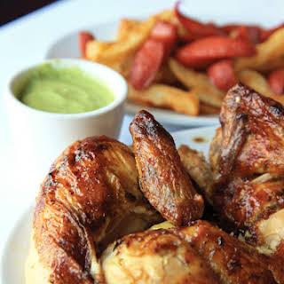 Peruvian Chicken.