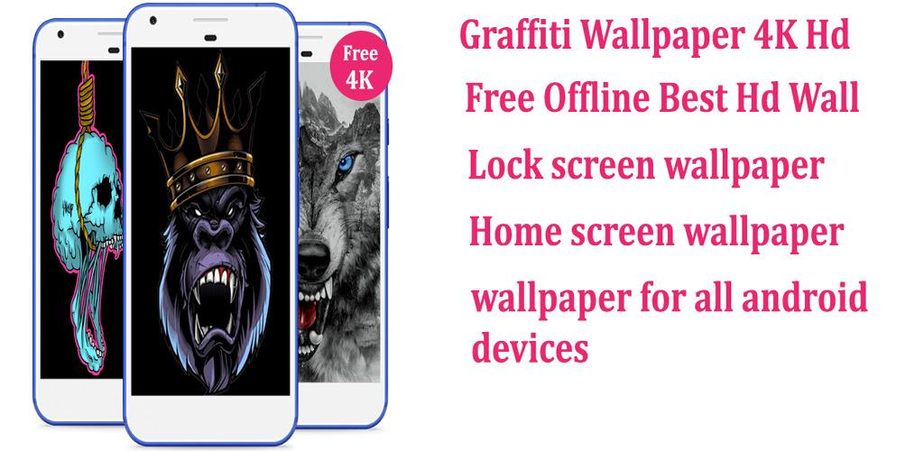Download Best Graffiti Wallpapers 4k Hd For Android Apk