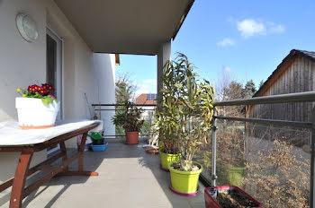 appartement à Bartenheim (68)