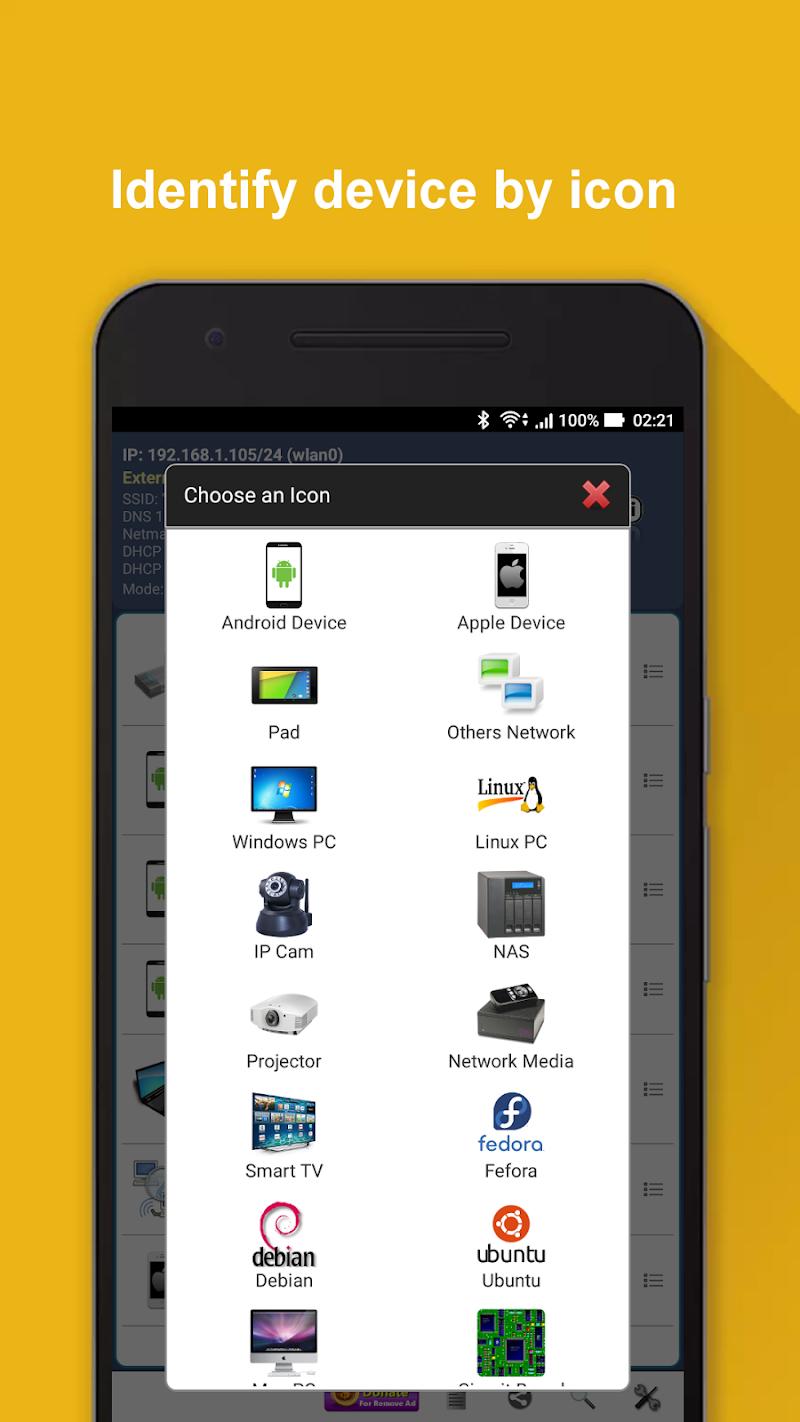 Network Scanner Screenshot 4