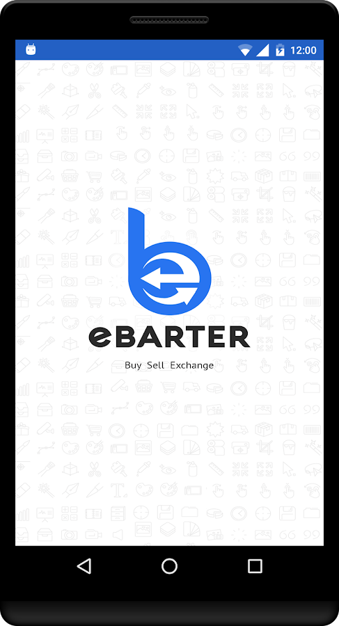 Ebarter- screenshot