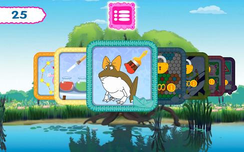Moonzy. Kids Mini-Games 6