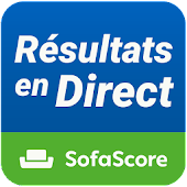 SofaScore Résultats en Direct