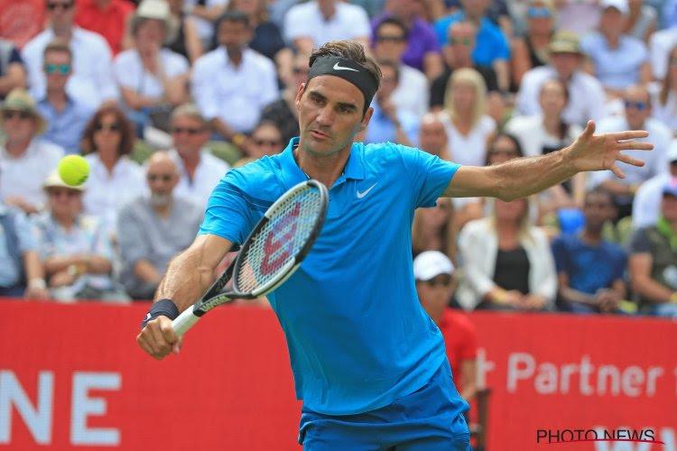 Roger Federer débutera sa saison 2019 à la Hopman Cup