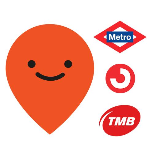 Moovit: Horarios de Tren, Metro y Bus