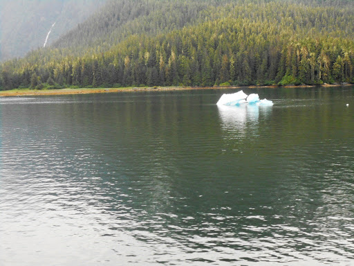 icebergs.JPG - Ice bergs are a big highlight of an Alaska cruise
