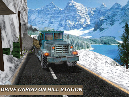 Off Road Truck – Hill Station 1.1 screenshot 1655912