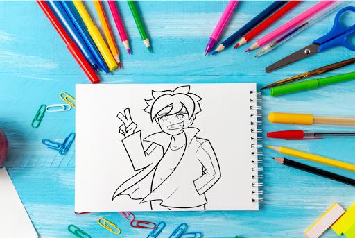 How To Draw Cartoon Anime 3.0 screenshots 5