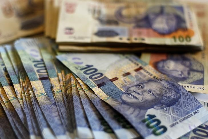 South African money: Stock Photo