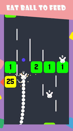 Slide And Crush - redesign snake game 2.2.6 screenshots 3