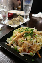 Photo: Fuu-champuru, our second favorite dish of the trip