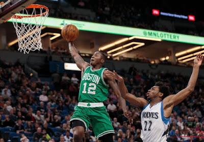 Le top 10 de la nuit, et les Celtics ont fait le show