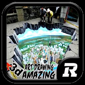 Amazing 3D Art Drawing