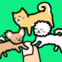 Play with Dogs - relaxing game icon